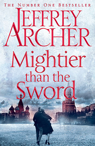 Mightier than the Sword, by Jeffrey Archer - UK edition